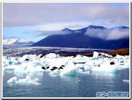 ヨークルスアゥロン湖(アイスランド)