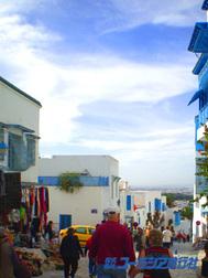 シディブサイド/チュニジア