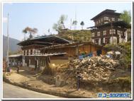 Bhutan_house
