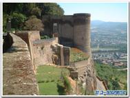 Orvieto_wall