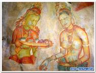 Frescoes_sigirya_maidens_2