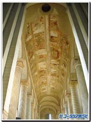 フランス、サン・サヴァン・シュル・ガルダンプ教会
