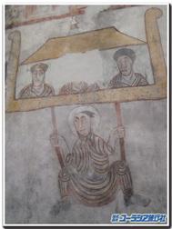 ナトゥルノの聖プロコロ教会のブランコの聖人