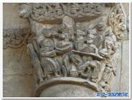 ラ・ソーヴ・マジュール「旧聖ジェロウ修道院」