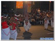 スリランカ、コロンボのペラヘラ祭