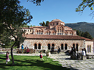 ギリシャ、オシオス・ルカス修道院