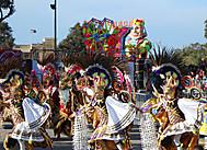 マルタ島、ヴァレッタのカーニバルにて