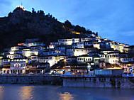 アルバニアツアーで訪れるベラット