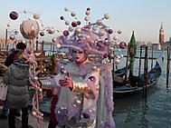 カーニバルのヴェネツィアツアーにて