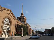 アルメニア、エレバン駅
