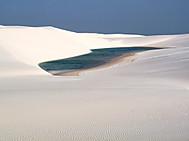 南米ツアーで訪れるレンソイス白砂漠