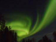 ユーラシア旅行社のカナダツアー、秋もオーロラ
