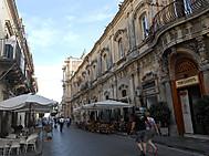ユーラシア旅行社で行くイタリア、シチリア、ノートの街