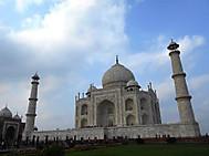 インドツアー、タージマハル