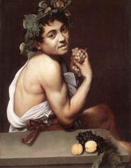 Caravaggio_bacchus
