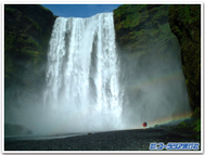 Iceland_waterfall
