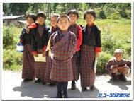 Bhutan_children