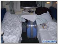 成昆鉄道の寝台