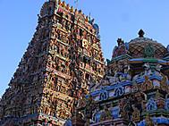 ユーラシア旅行社南インドツアー、チェンナイのカパレーシュワラ寺院