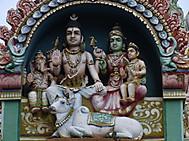 ユーラシア旅行社南インドツアー、チェンナイのエーカンバーレシュワラ寺院