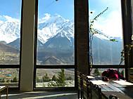 ユーラシア旅行社のネパールツアーで宿泊するナガルコットのクラブヒマラヤホテル