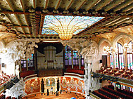 スペインツアー、バルセロナツアー