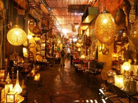 モロッコツアー、モロッコ旅行