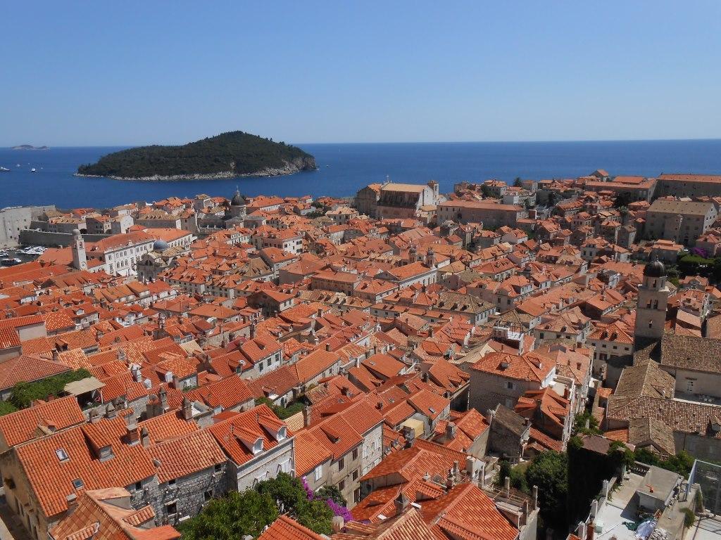 クロアチアツアー、クロアチア旅行