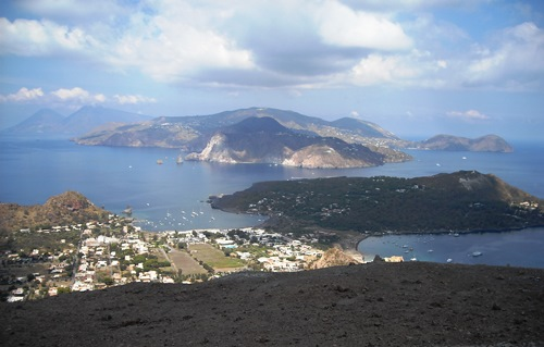 世界遺産エオリエ諸島ツアー