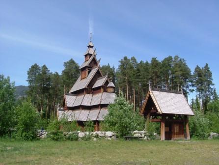 スターヴ教会