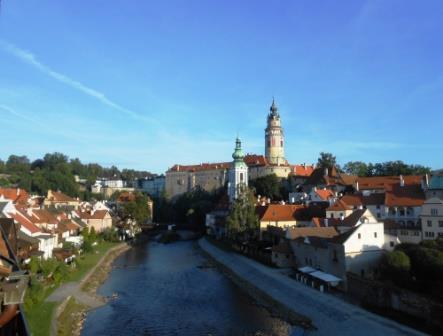 チェコツアー、チェコ旅行