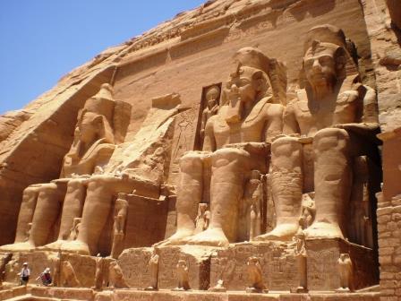 エジプトツアー、エジプト旅行