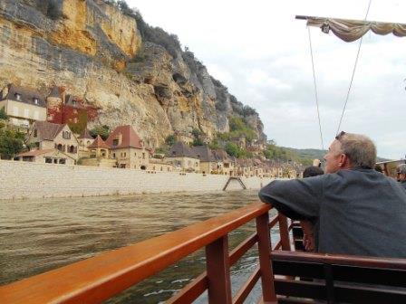 ユーラシア旅行社で行く南西フランスツアー、ラロックガジャックにて