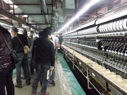 ユーラシア旅行社で行く日本ツアー、碓氷製糸場