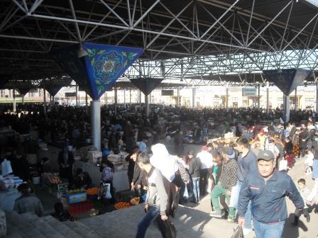 ウズベキスタンツアー、旅行