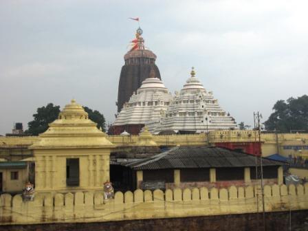 プーリー・ジャガンナータ寺院