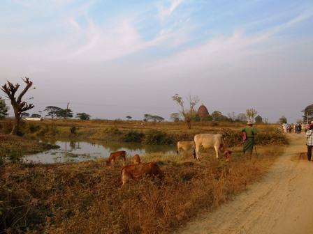 ミャンマーツアー、ミャンマー旅行