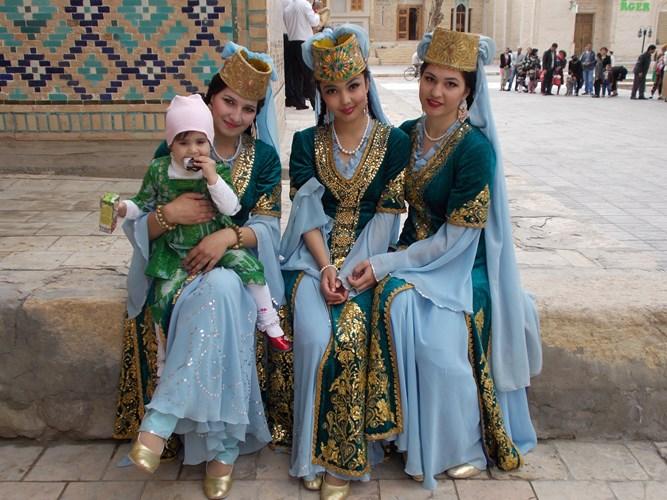 ウズベキスタンツアー