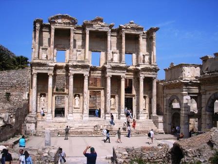 ケルスス図書館(エフェソス)