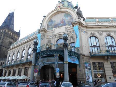 市民会館(プラハ)