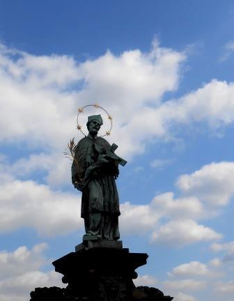 ユーラシア旅行社で行くチェコツアー、ヤン・ネポムツキー