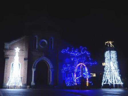 上五島の青砂ヶ浦教会