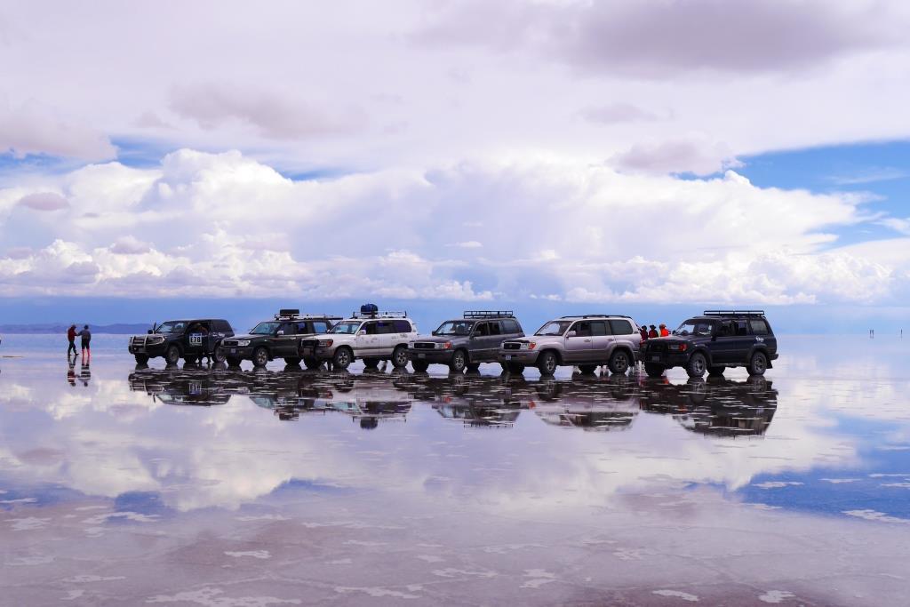 ウユニ塩湖ツアー,ウユニ塩湖旅行