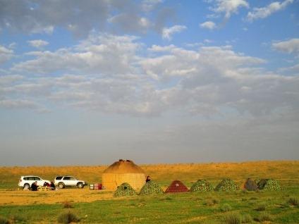 トルクメニスタンツアー