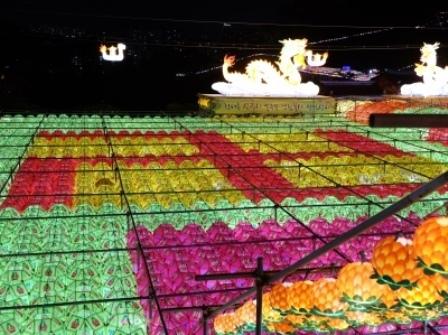 三光寺提灯祭り2