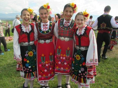 カザンラクのバラ祭り