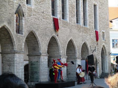 タリン中世祭