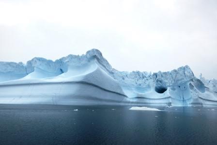 氷海クルーズでみた景色