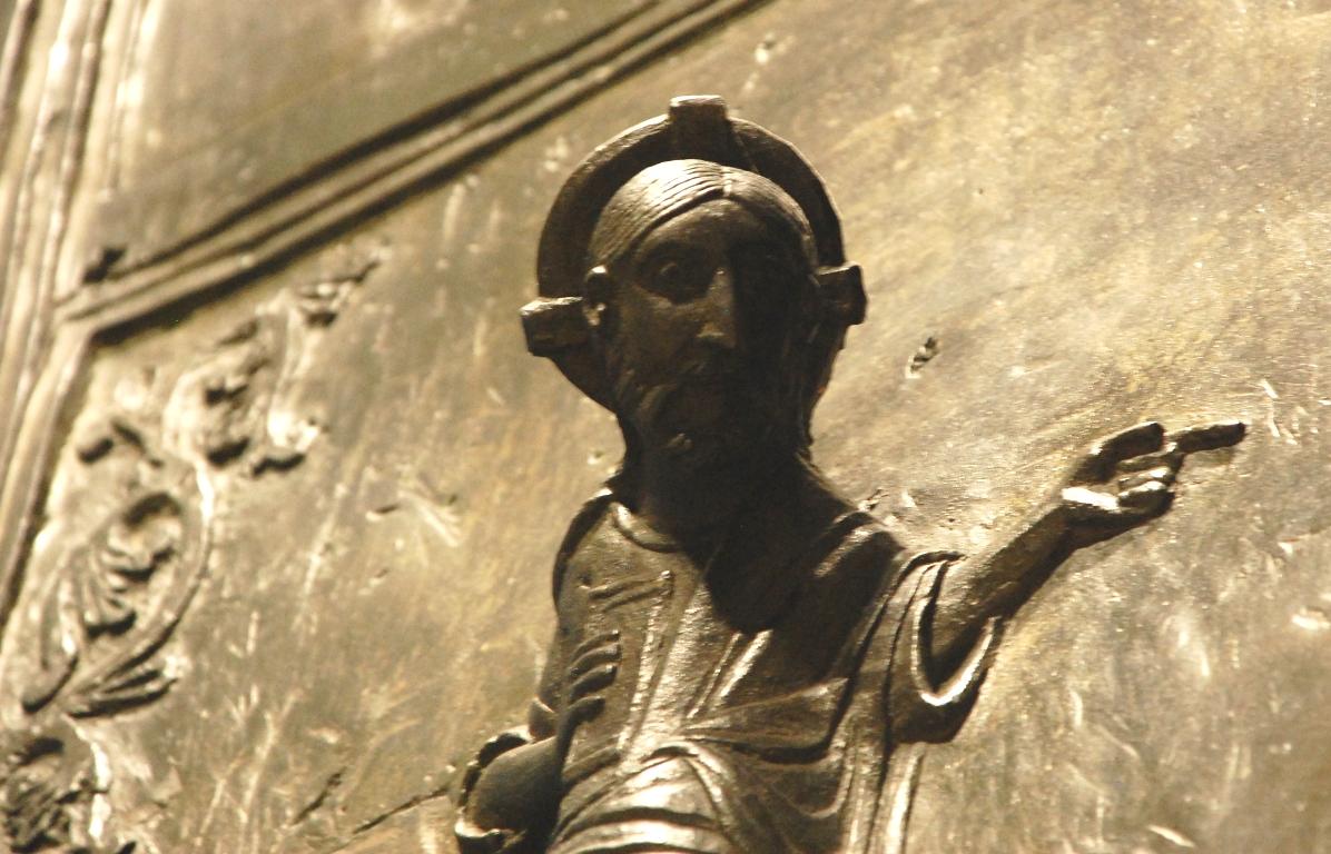 ヒルデスハイムの青銅扉