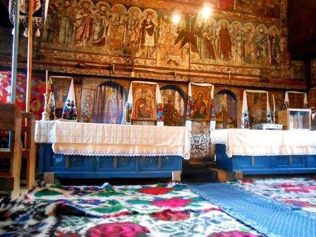 ブデシュティの木の教会